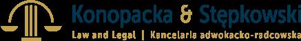 Konopacka i Stępkowski Logo
